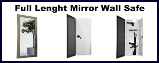 Wall Safe Mirror missoula mt