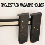 Gun Safe SINGLE-STACK-MAGAZINE-HOLDER